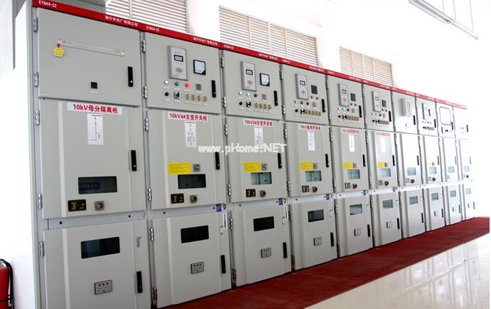 高低压配电柜的安装知识